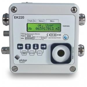 ELSTER   EK 220 تبدیل حجم