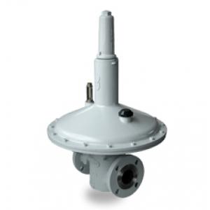 J123  رگلاتور فشار گاز الستر ۲ اینج