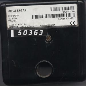 RMG88.62C2 رله مشعل زیمنس