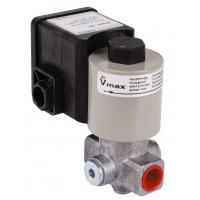 MVD *شیر برقی گاز دانگز 1/2 تکضرب نرمالی بسته