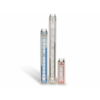LU مانومتر مایع فشارسنج مدل